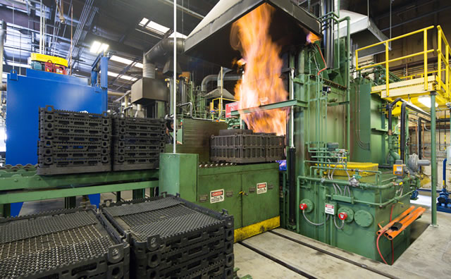 Atmosphere Heat Treating